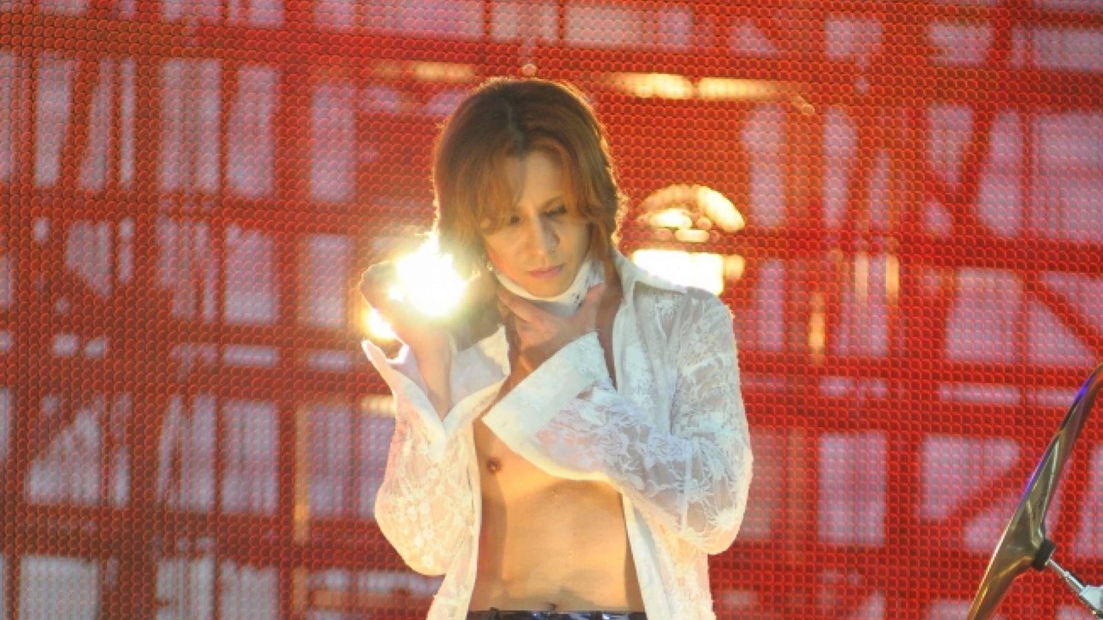 Entrevista com Yoshiki © X JAPAN