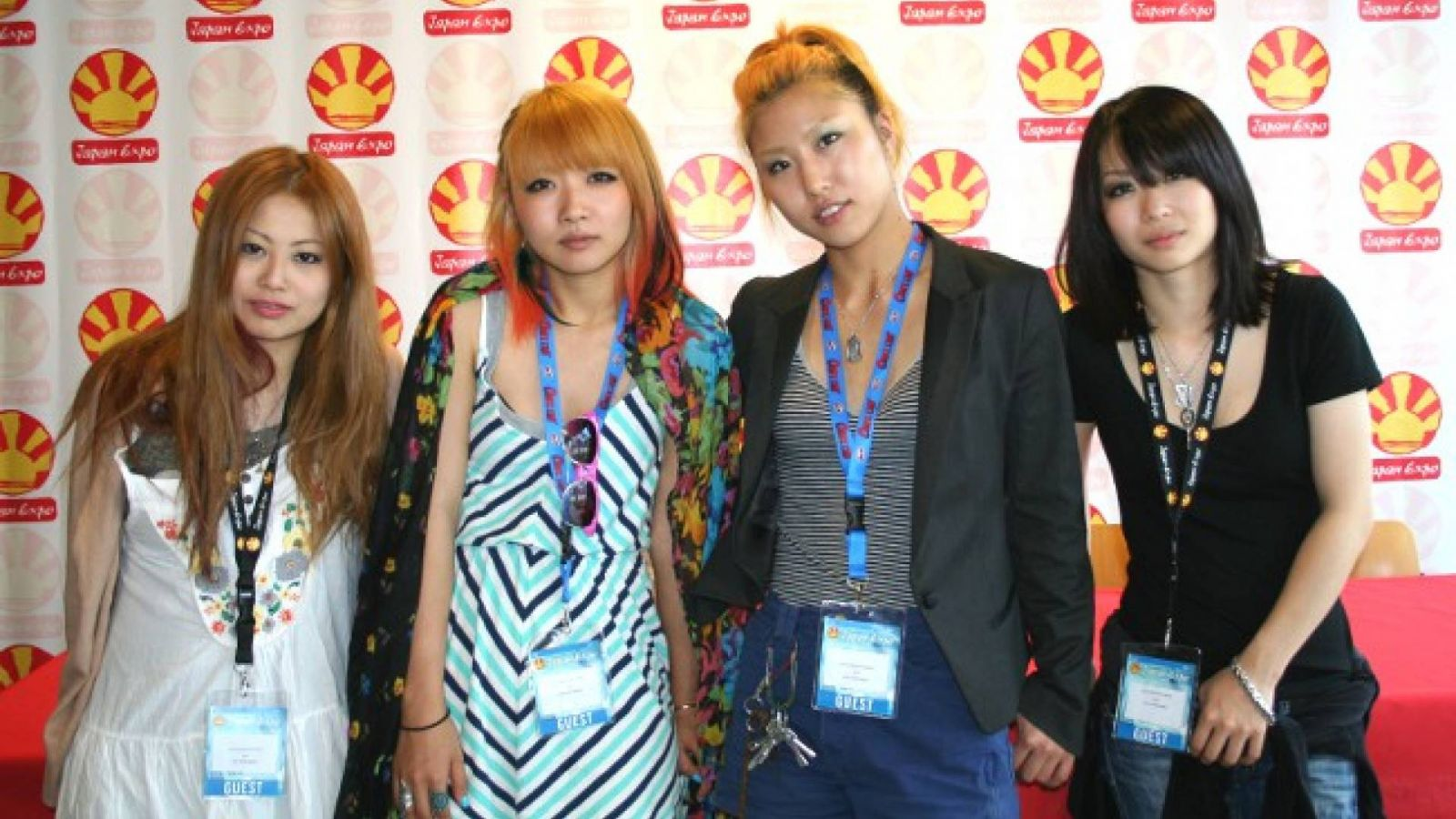 Интервью с LAZYgunsBRISKY на Japan Expo © LAZYgunsBRISKY - Aurore - JAME