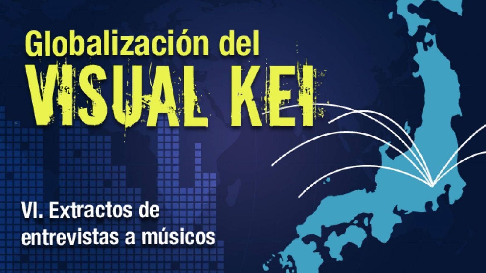 La globalización del Visual Kei: Extractos de entrevistas a músicos © Lydia Michalitsianos
