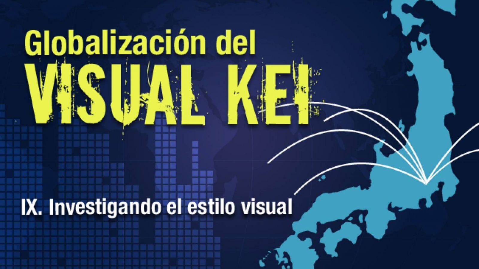 La globalización del Visual Kei: Investigando el estilo visual © Lydia Michalitsianos
