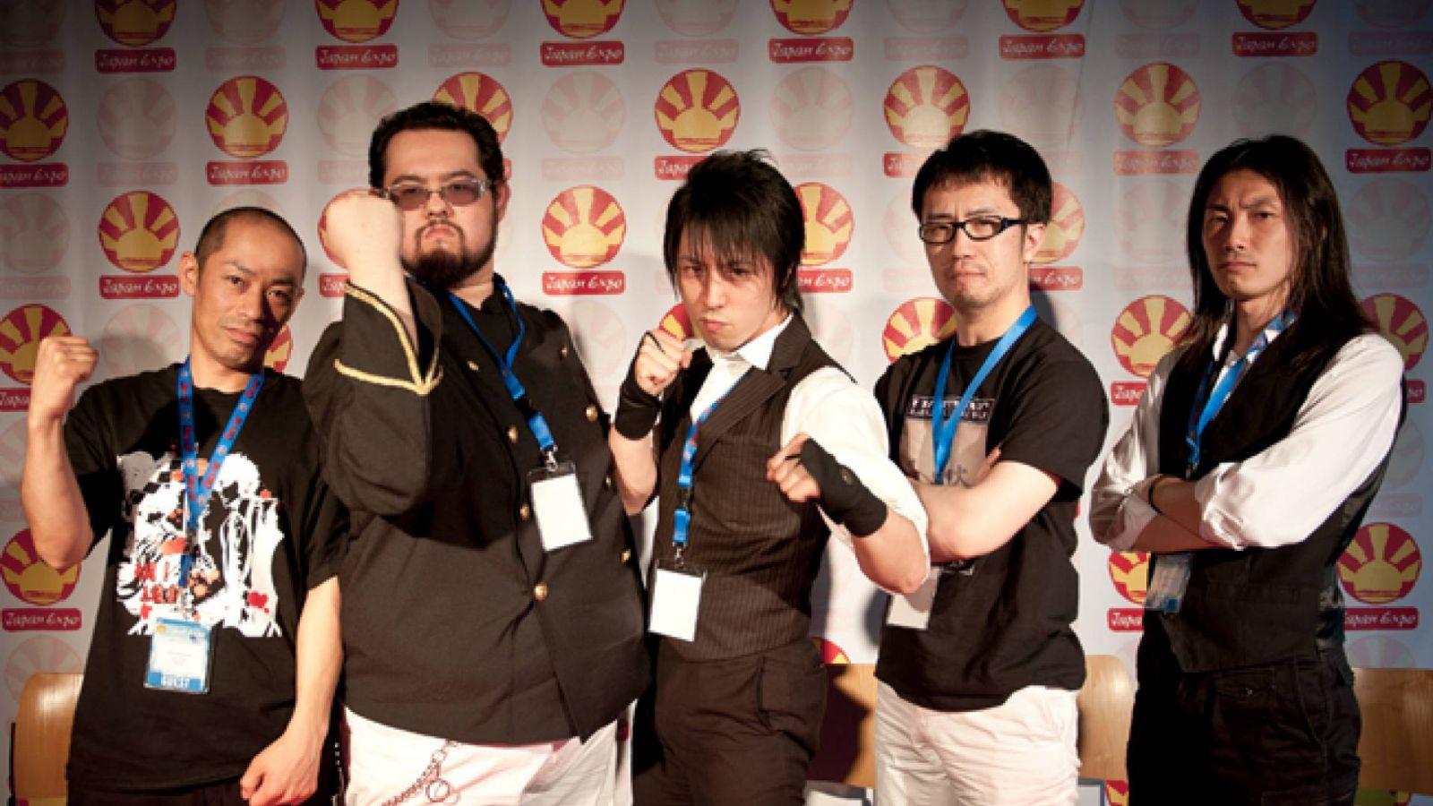 Интервью с Lightning на Japan Expo © Lightning - CABOCHE Didier