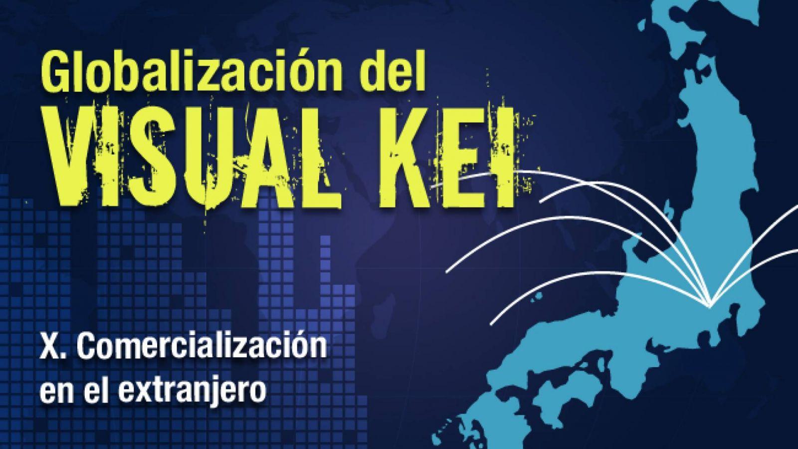 La globalización del Visual Kei: Comercialización en el extranjero © Lydia Michalitsianos