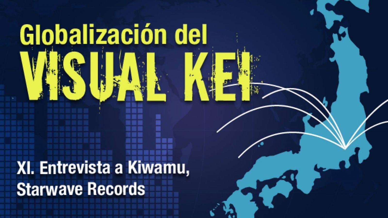 La globalización del Visual Kei: Entrevista a Kiwamu, Starwave Records © Lydia Michalitsianos