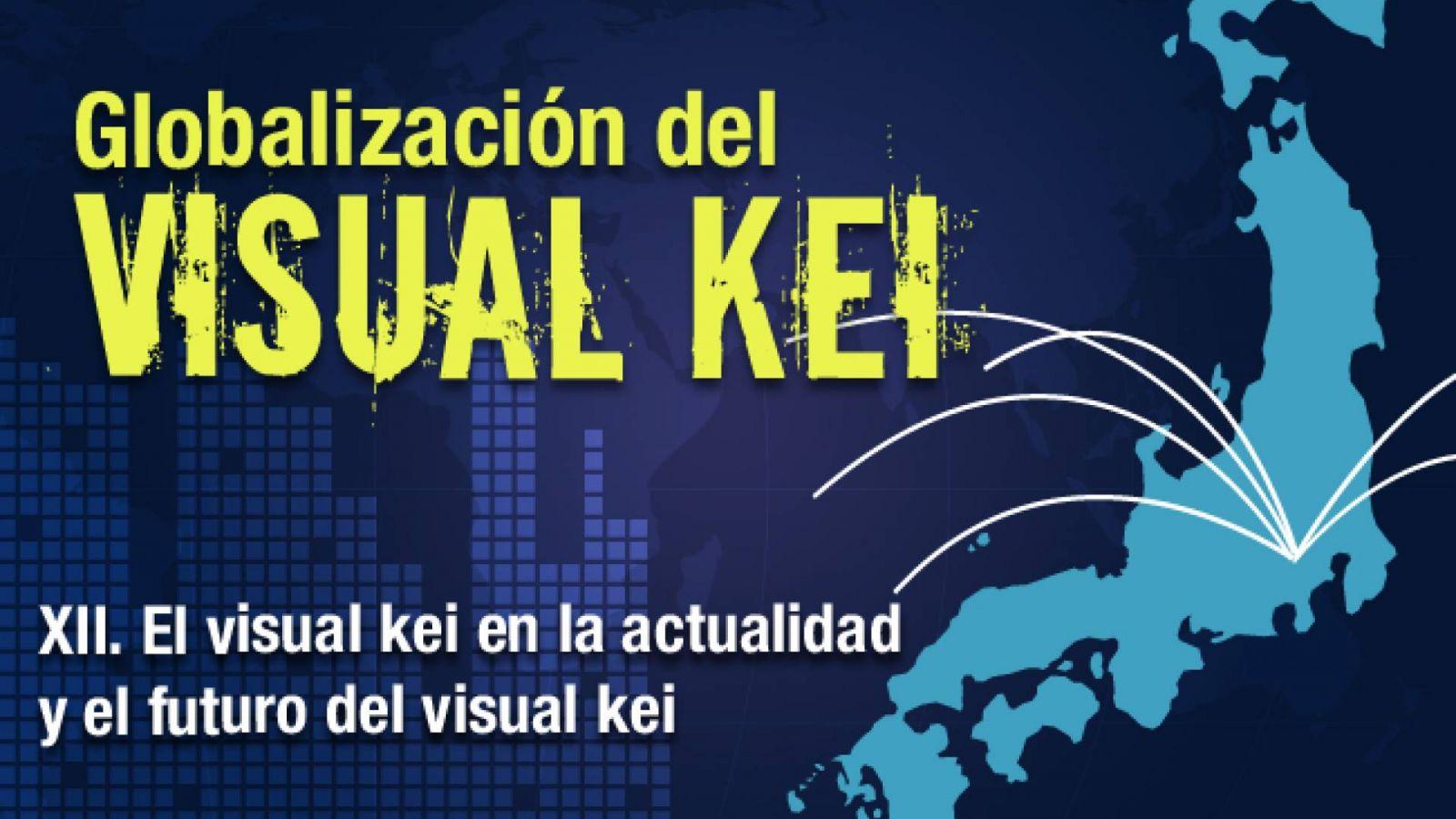 La globalización del Visual Kei: El visual kei en la actualidad y el futuro del visual kei © Lydia Michalitsianos