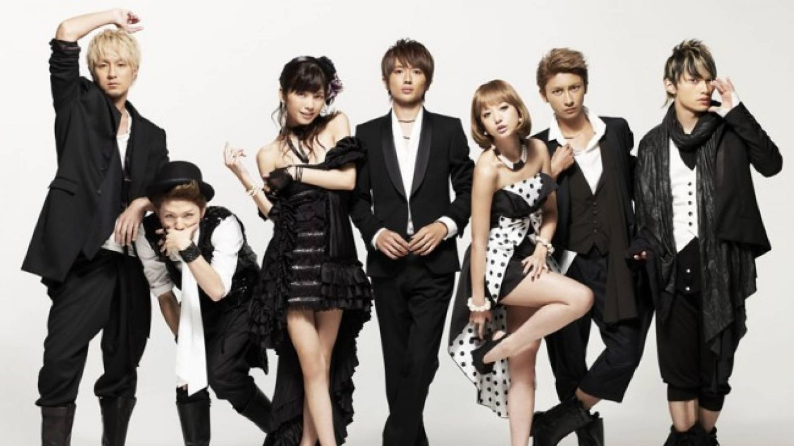 New Single and Live DVD from AAA © Avex Entertainment Inc.