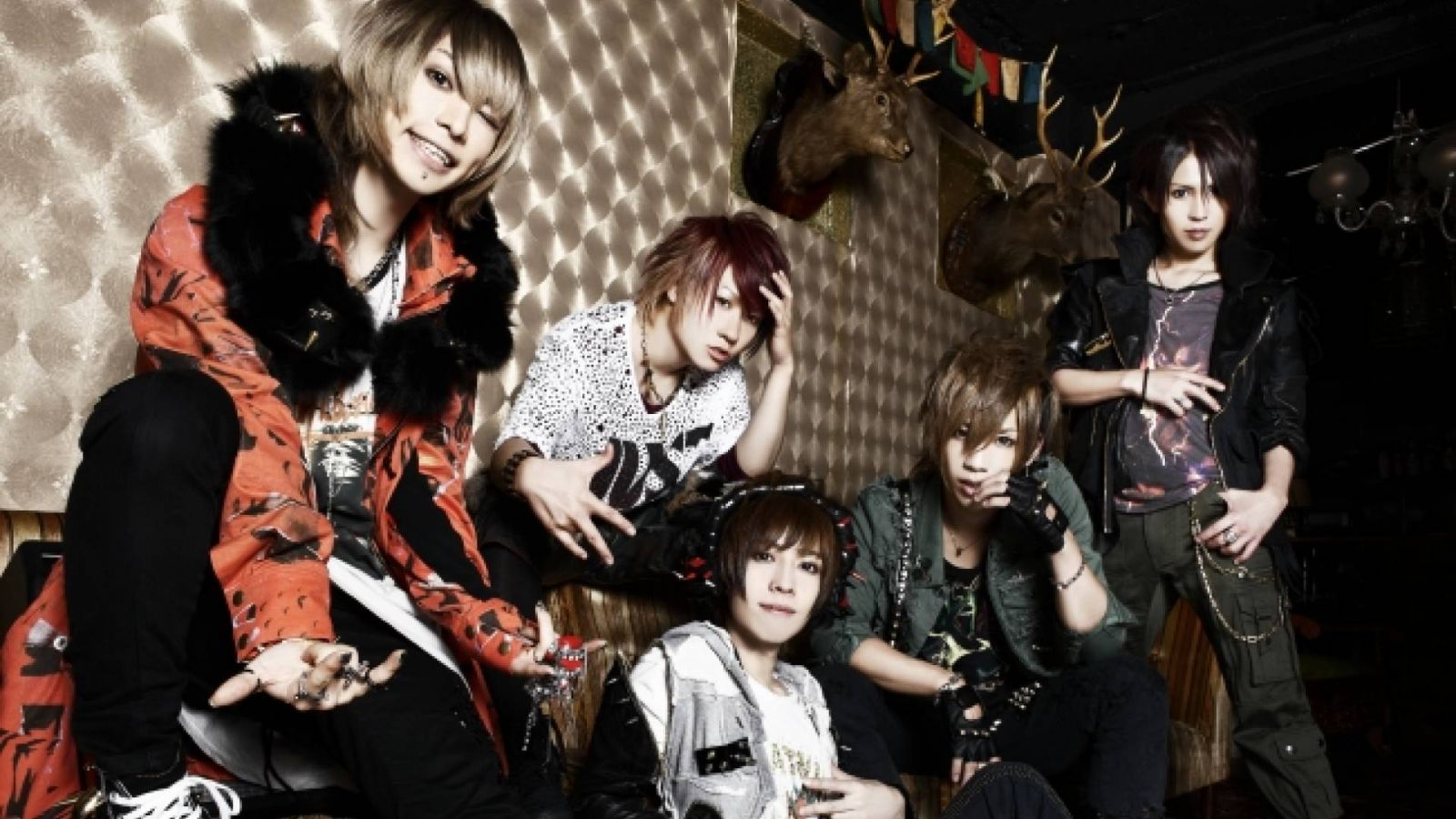 Nouveau single de SuG © SuG - PS COMPANY Co.,Ltd. - V-ROCK FESTIVAL