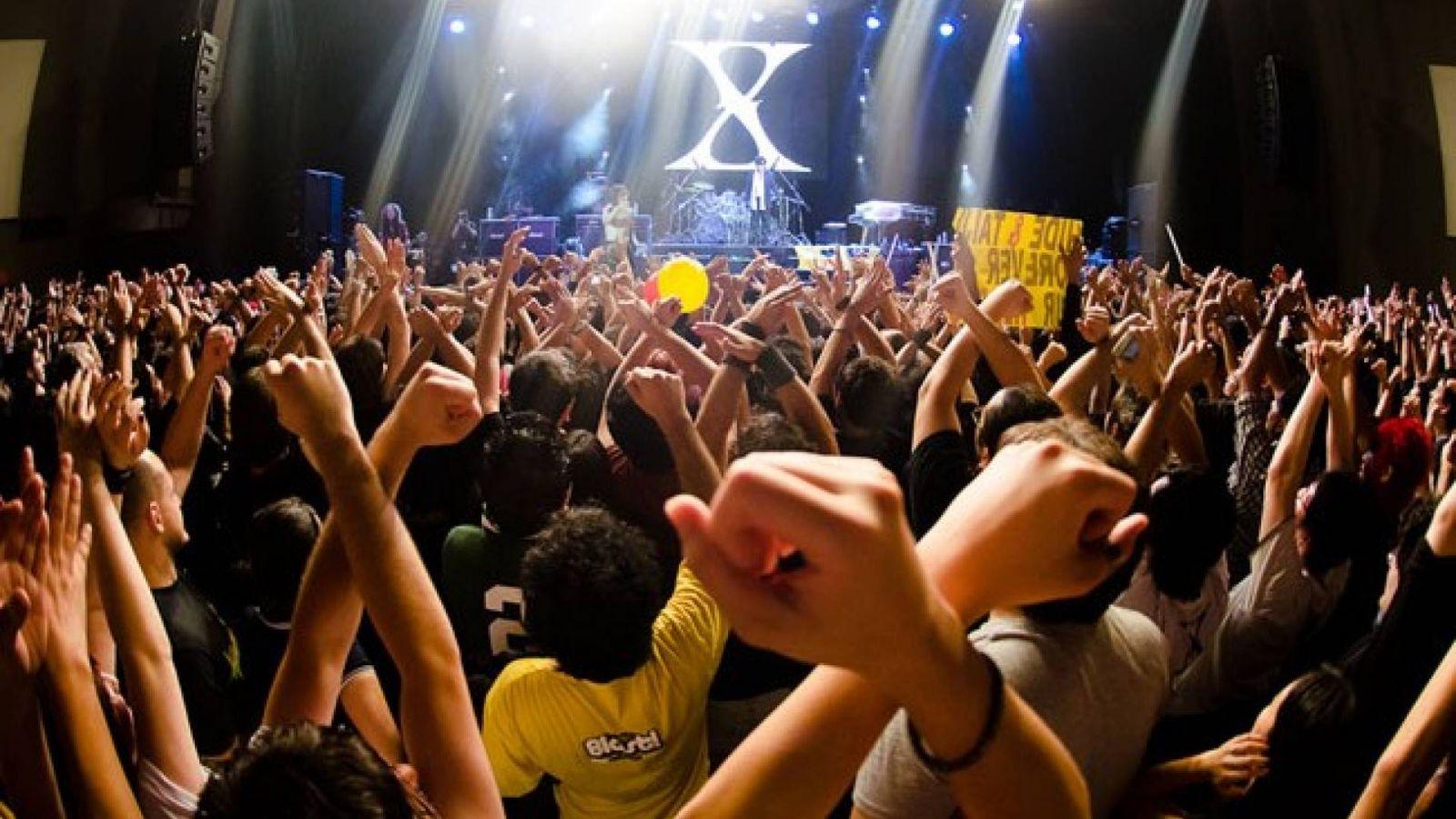 A indescritível passagem do X JAPAN pelo Brasil © JaME Brazil - Rodrigo Esper