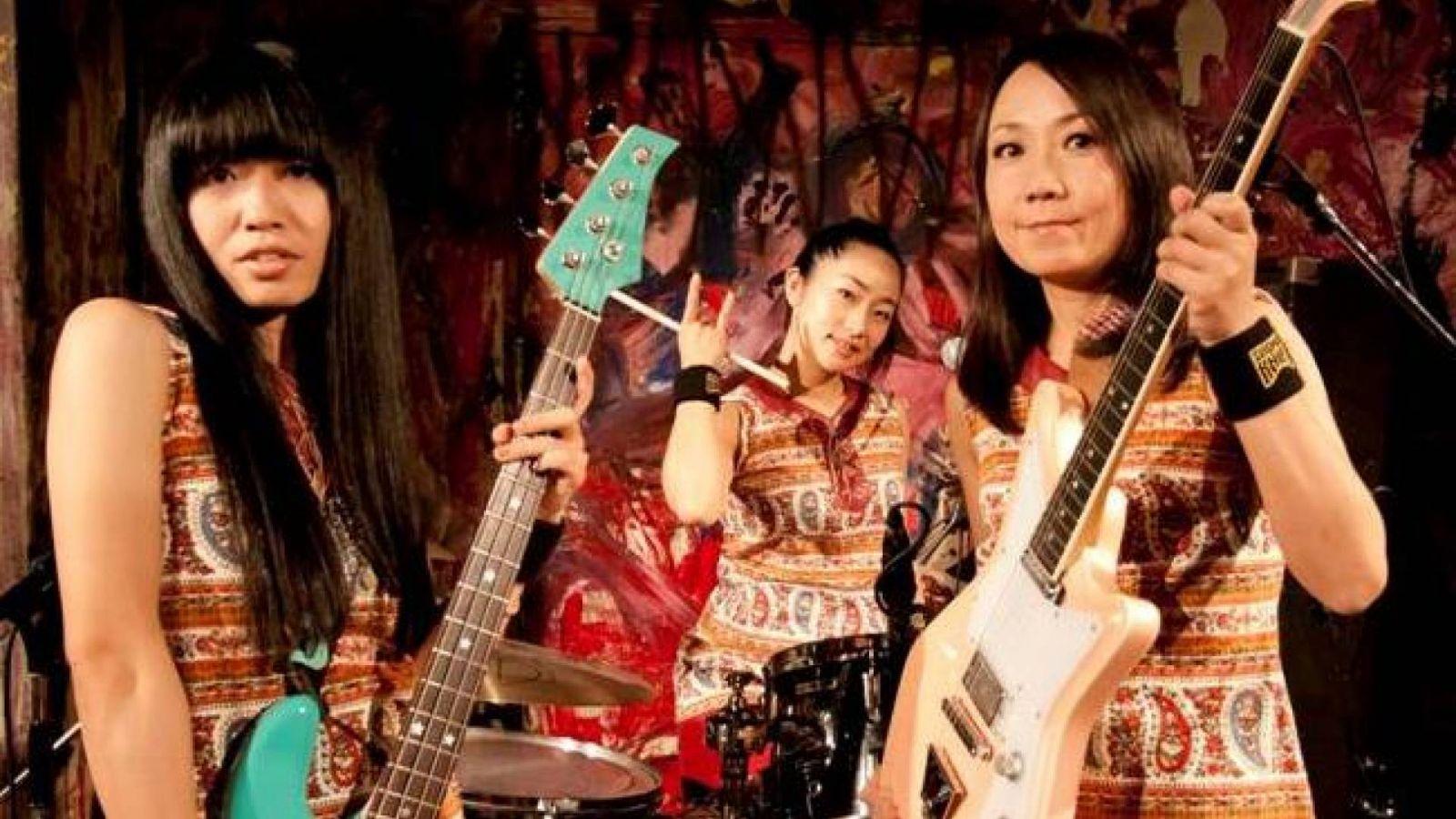 Les chansons pop de Shonen Knife © Shonen Knife
