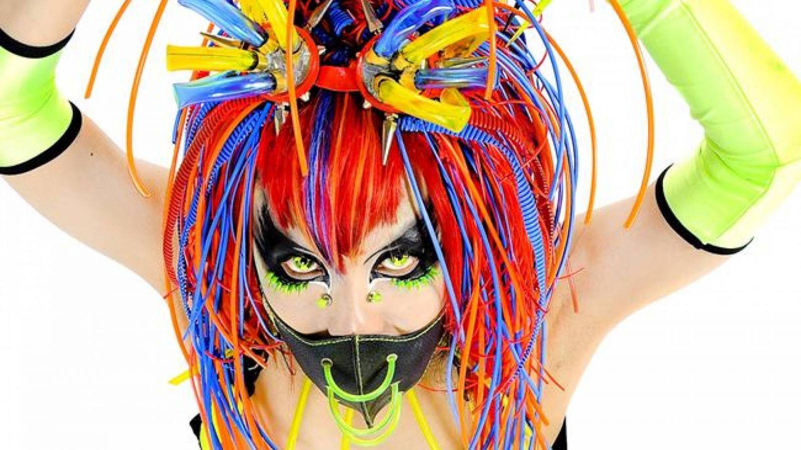 DJ SiSeN at Kabuki Stomp Night in Philadelphia © DJ SiSeN - Tainted Reality