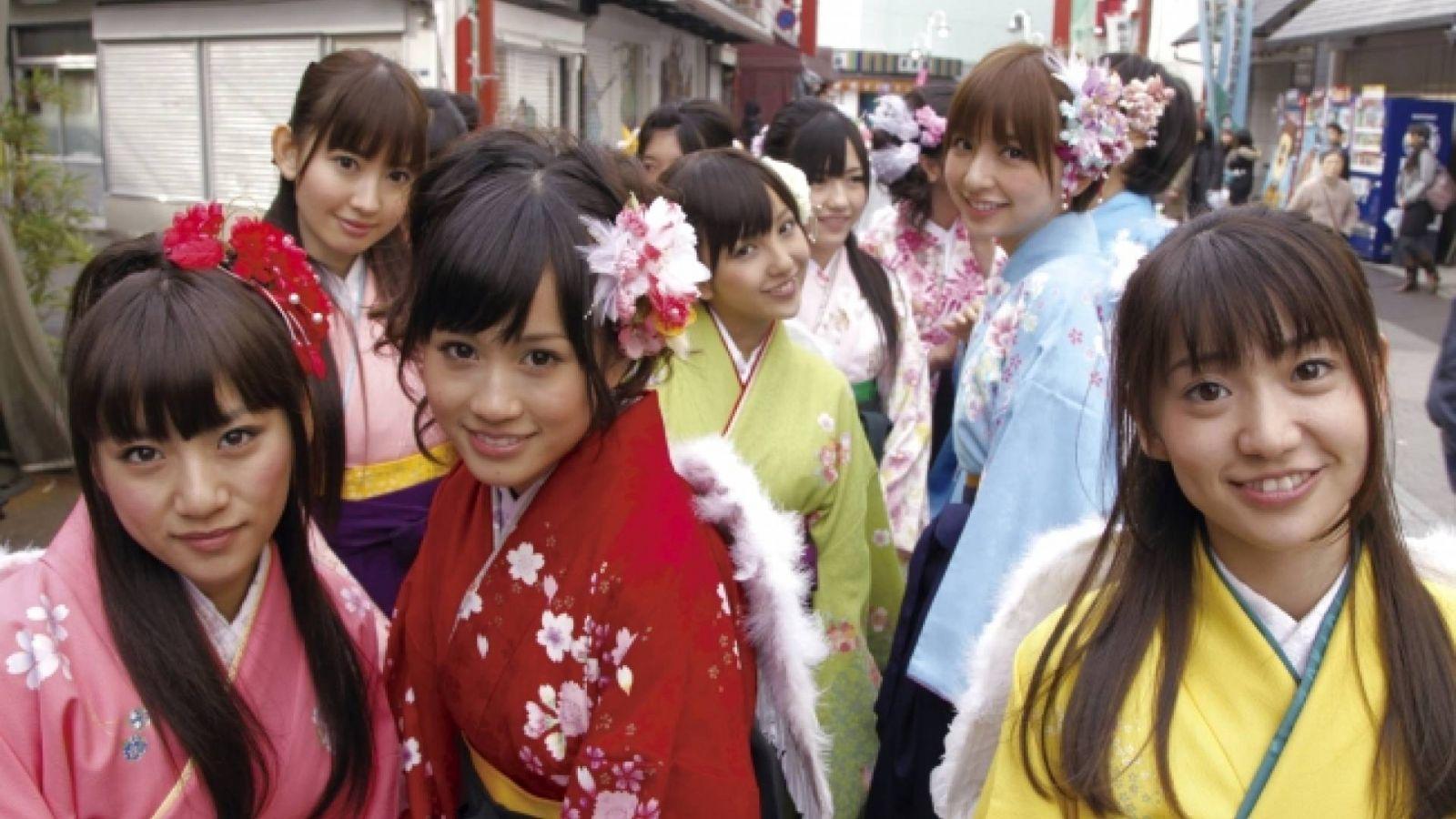 Quarto álbum do AKB48 © AKB48