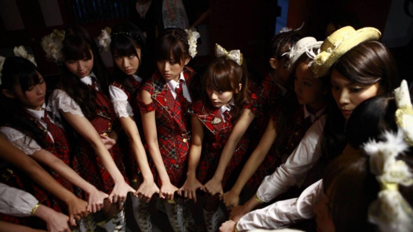 Debut Solo Single from AKB48's Sashihara Rino © AKB48