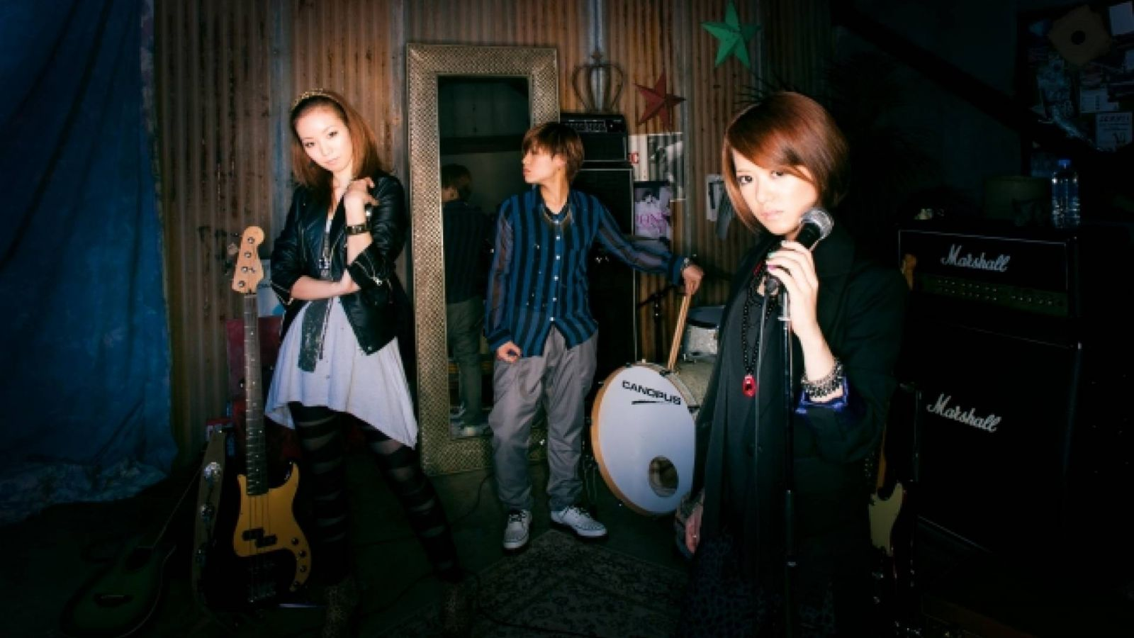 New Single from STEREOPONY © Sony Music Entertainment (Japan) Inc.