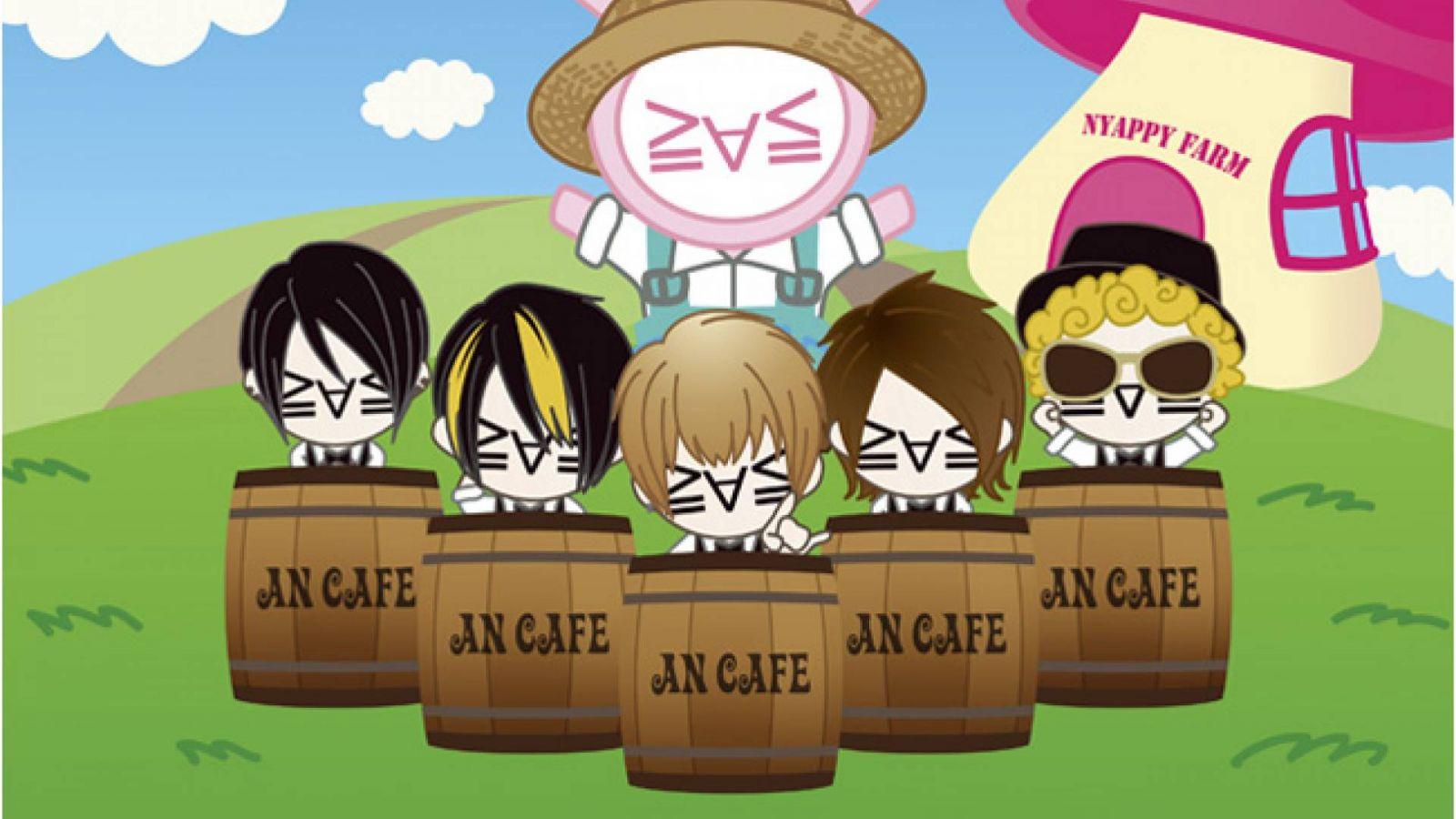 An Cafe anuncia turnê mundial © An Cafe