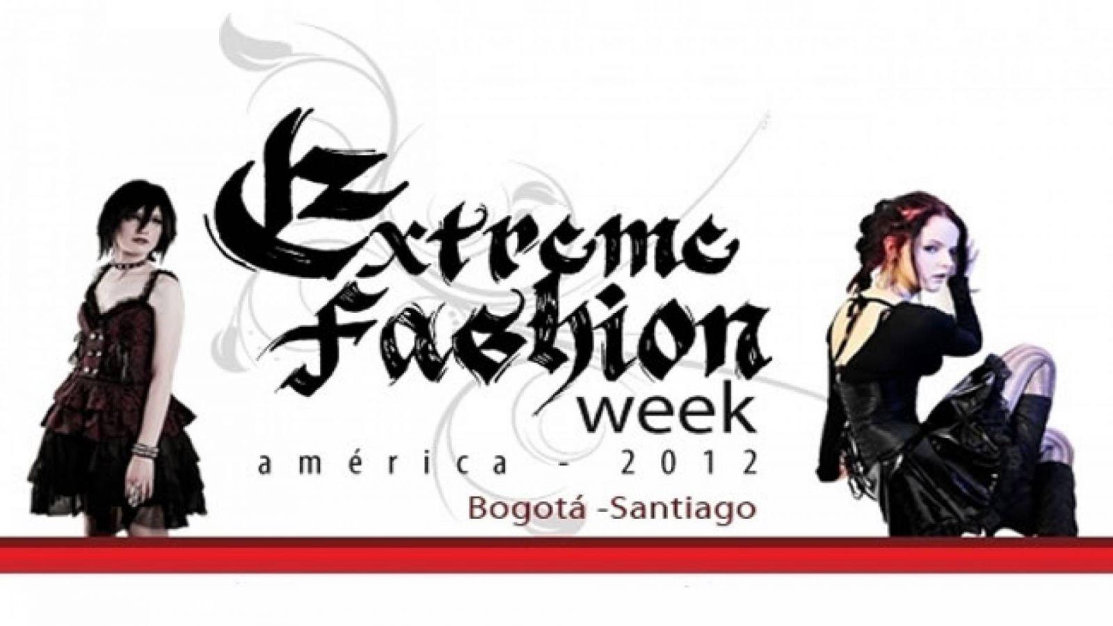 Extreme Fashion Week Santiago © Extreme Fashion Week