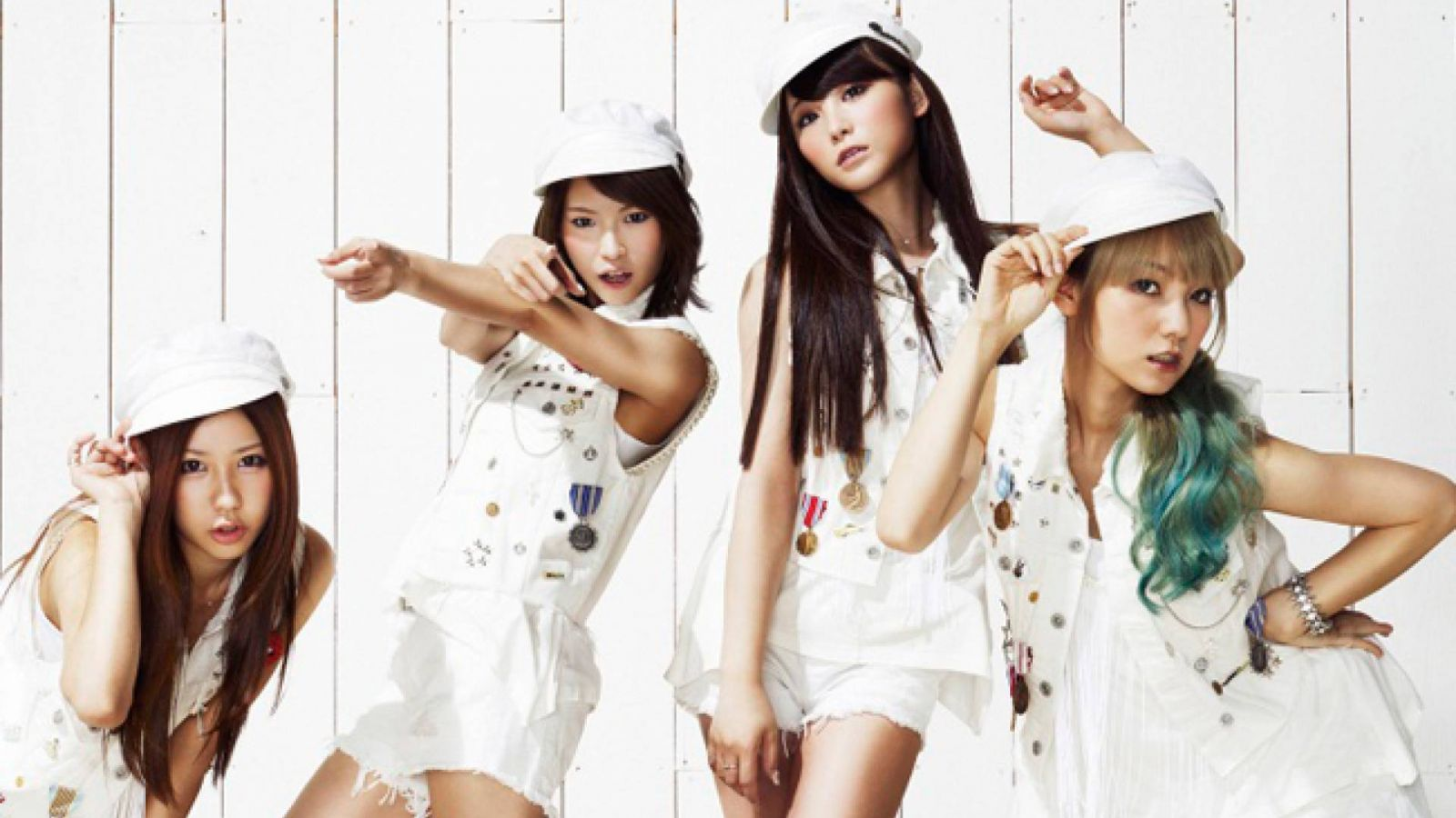 Live DVD and New Album from SCANDAL © SCANDAL
