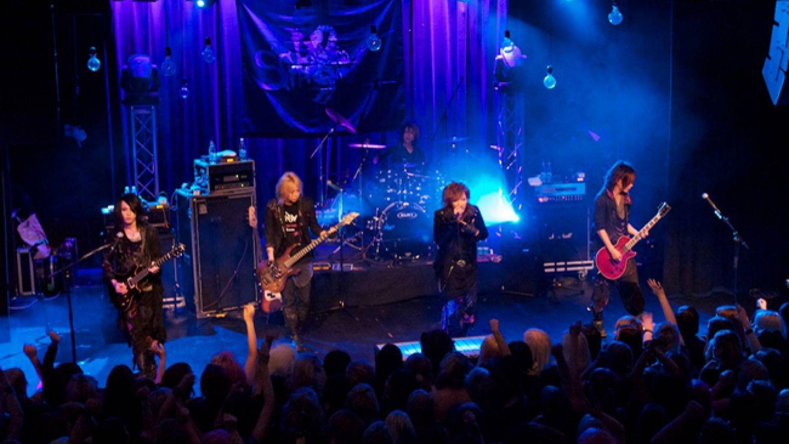 SCREW EUROPE TOUR 2012 -SASORI- © JaME Suomi, Anna Nikkinen