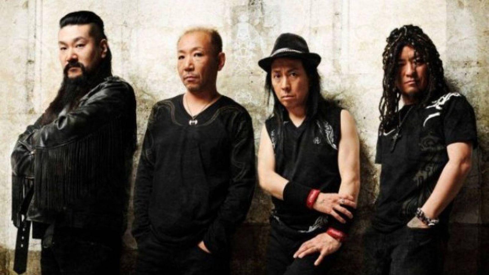 Coleção de singles do LOUDNESS © LOUDNESS.jp