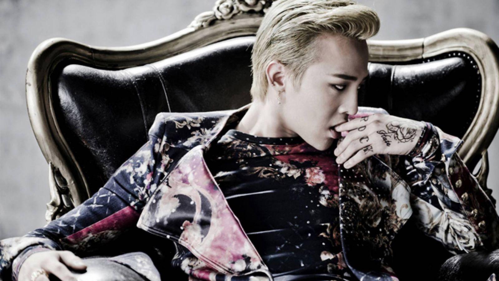 G-Dragon © YG Entertainment