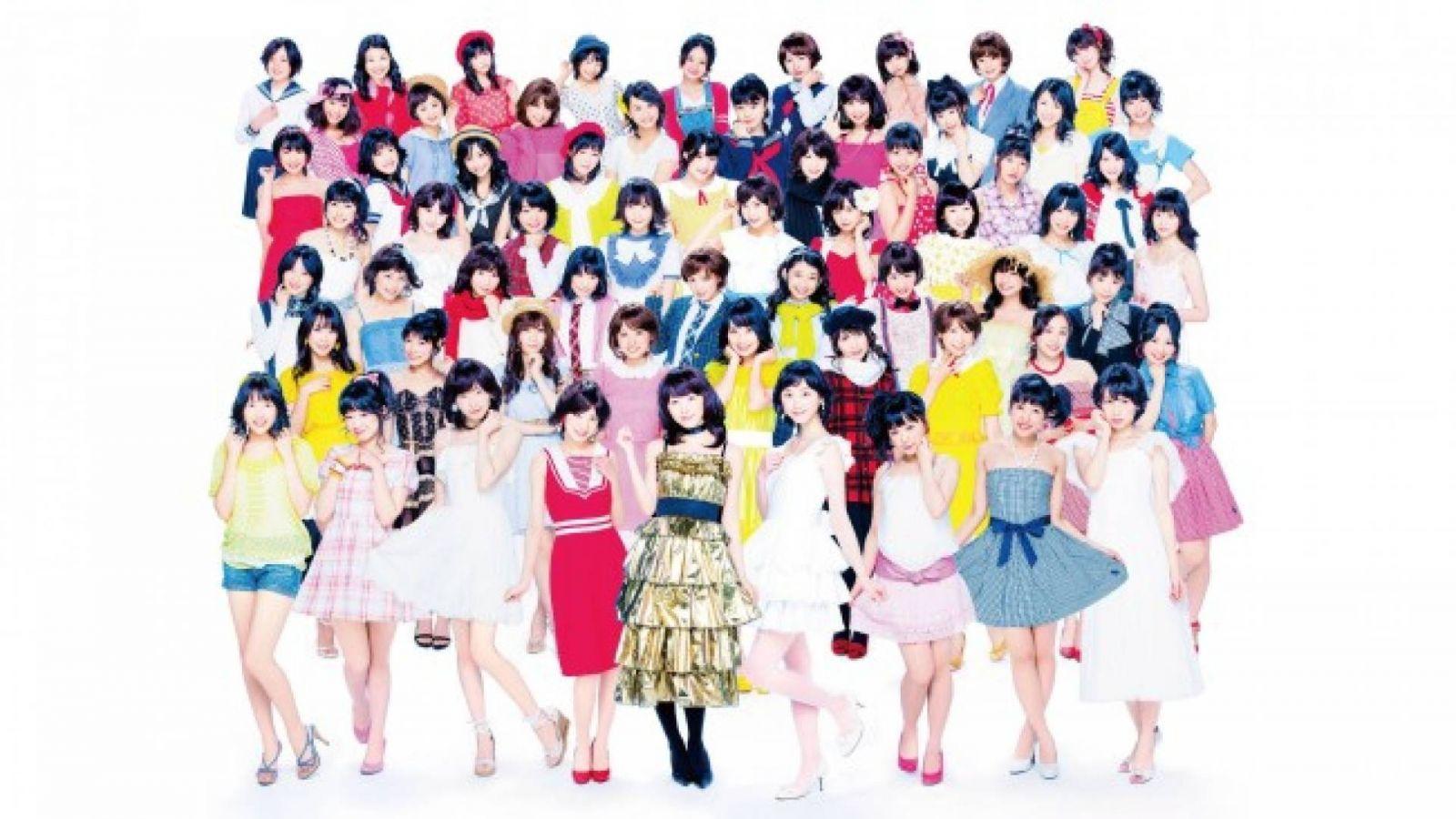 New Single from SKE48 © SKE48
