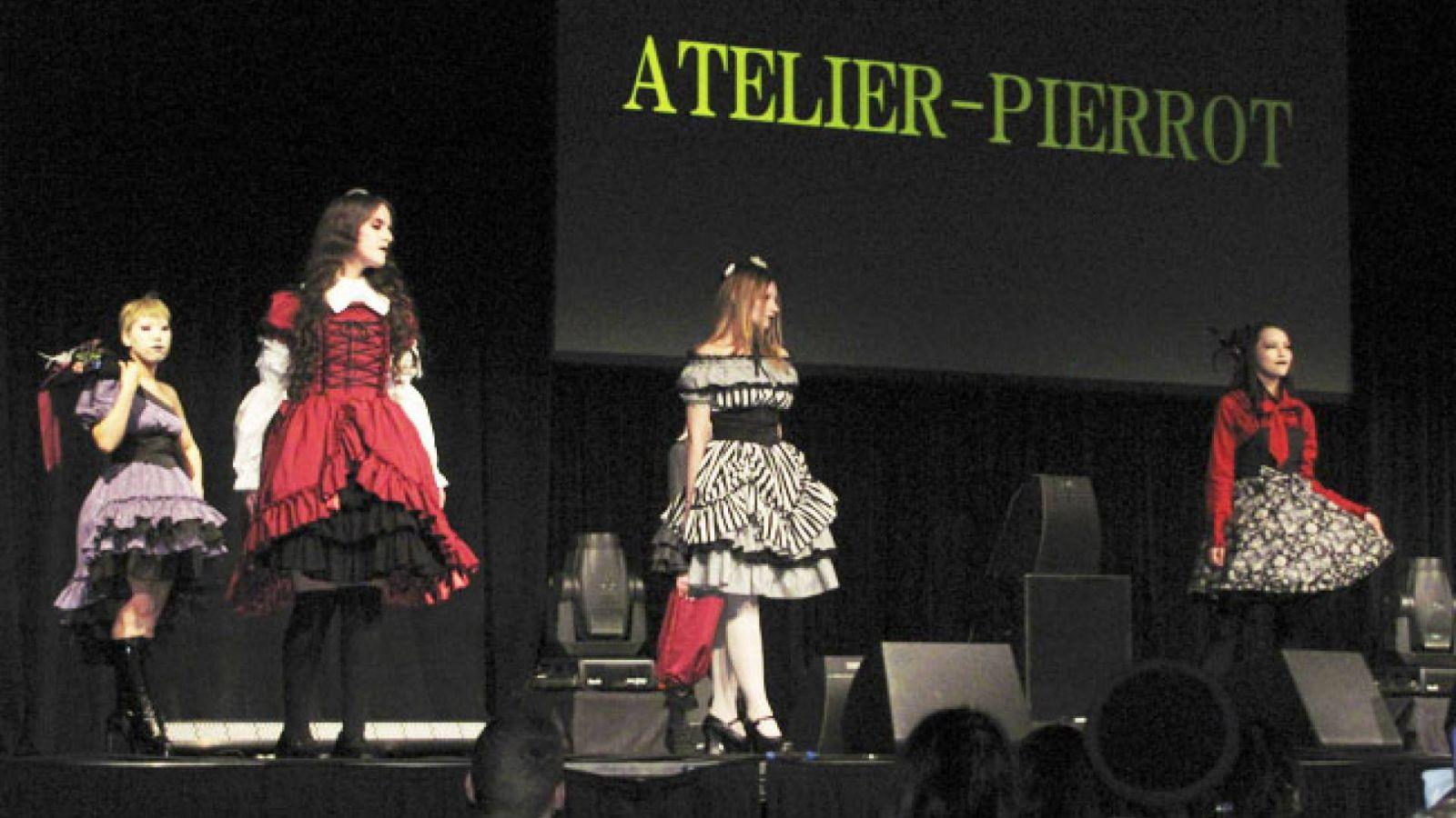 ATELIER-PIERROT & Chantilly Fashion Show, Sakura-Con 2012 © Sam Attwood