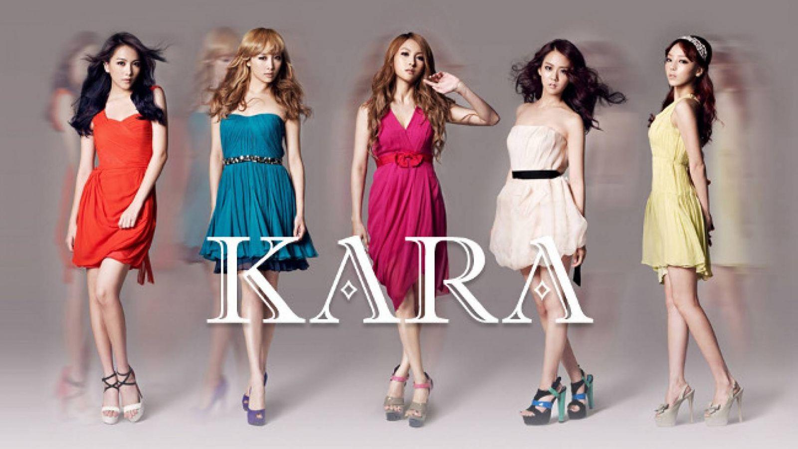 New Single from KARA © DSP Media