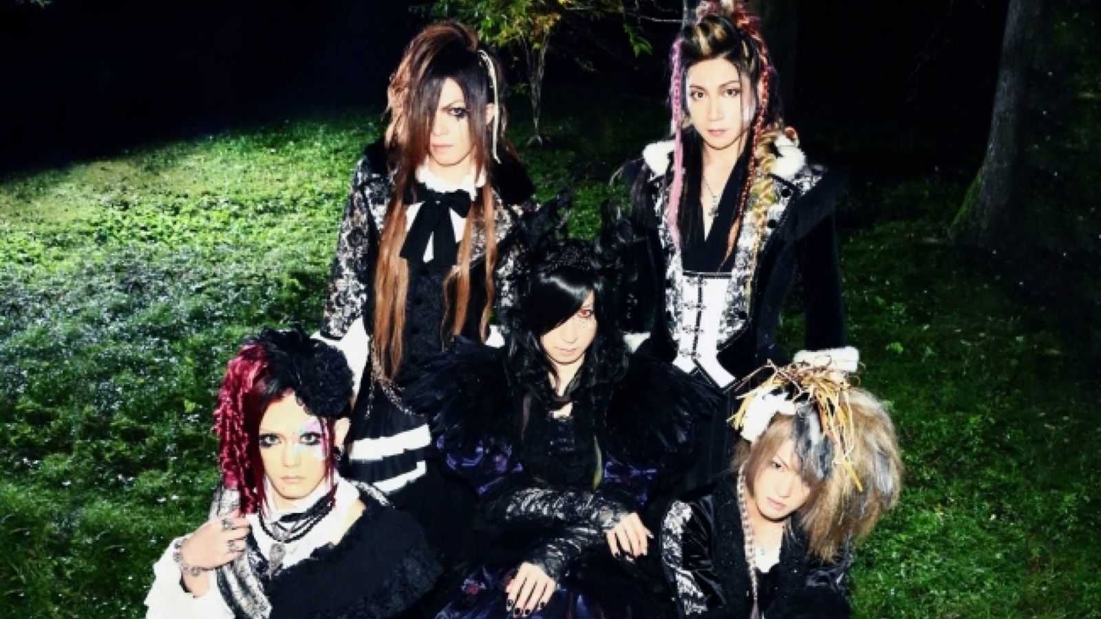Тур D 'Namonaki mori no yumegatari': заключительный концерт 2012 года © D