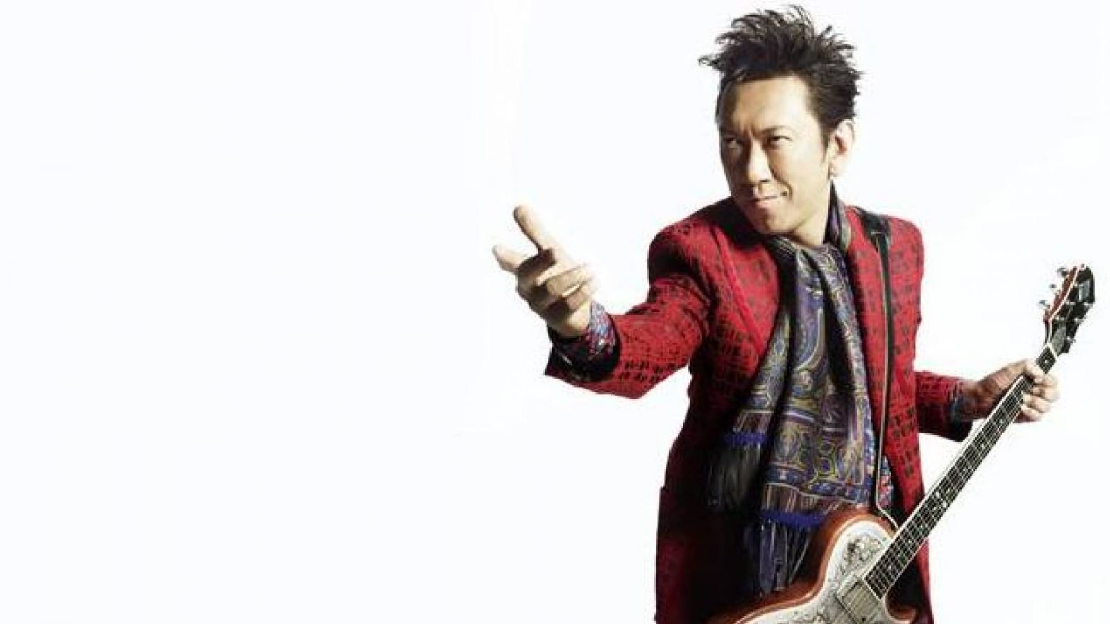 Три концерта Tomoyasu Hotei © IRc2 CORPORATION