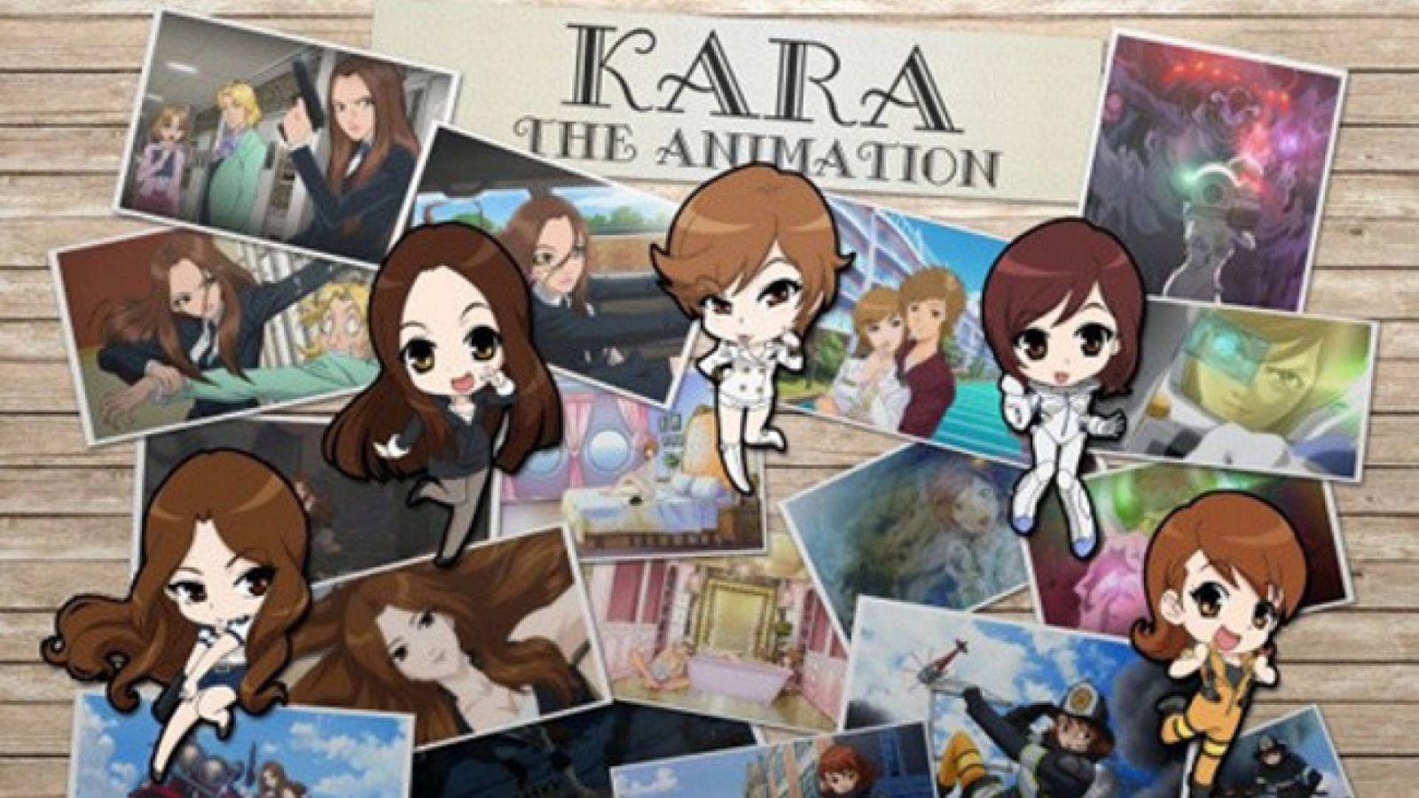KARA The Animation © DSP Media / Universal Music