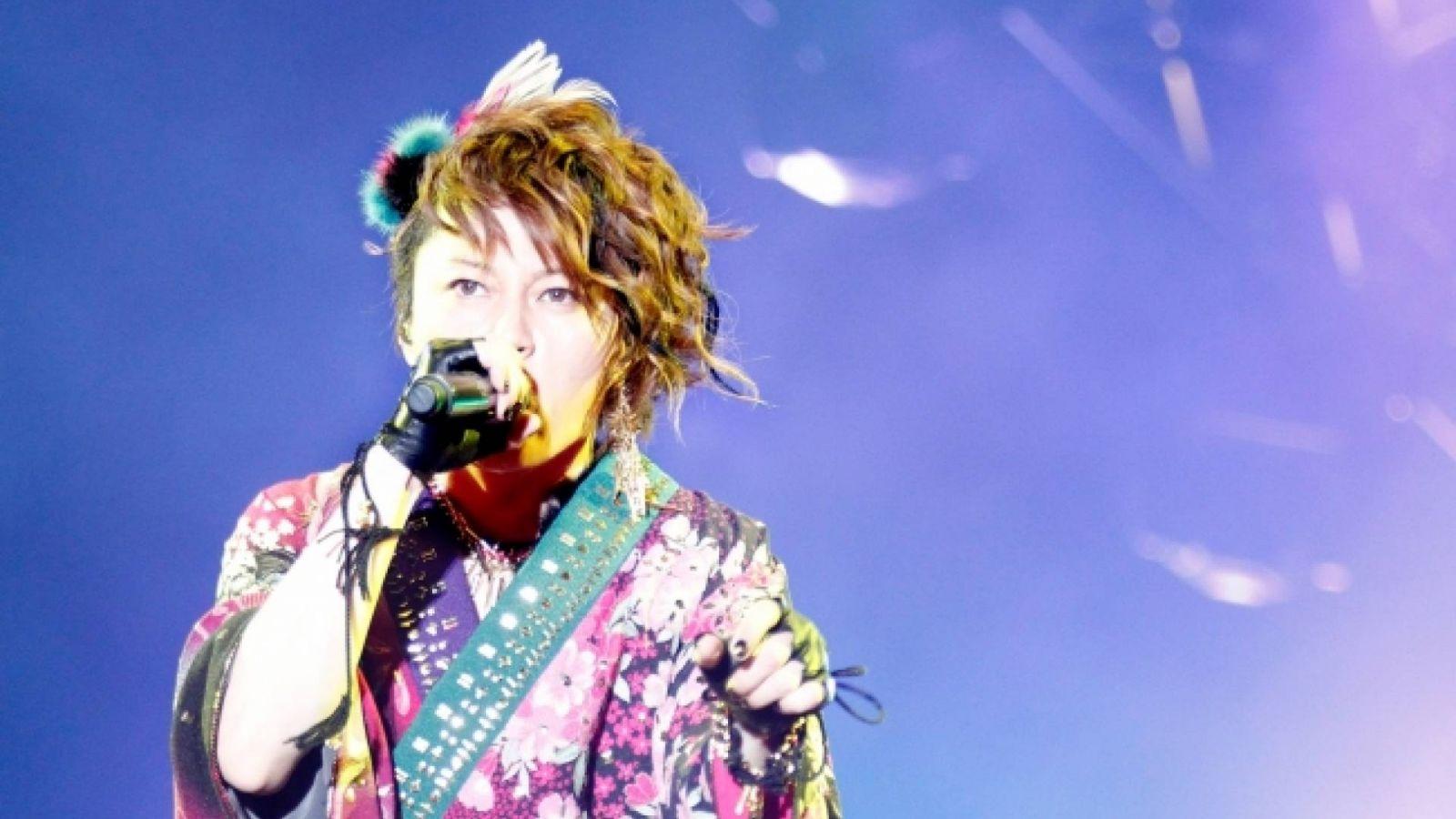 T.M.Revolution to Perform at Otakon 2013 © Sony Music Entertainment (Japan) Inc.