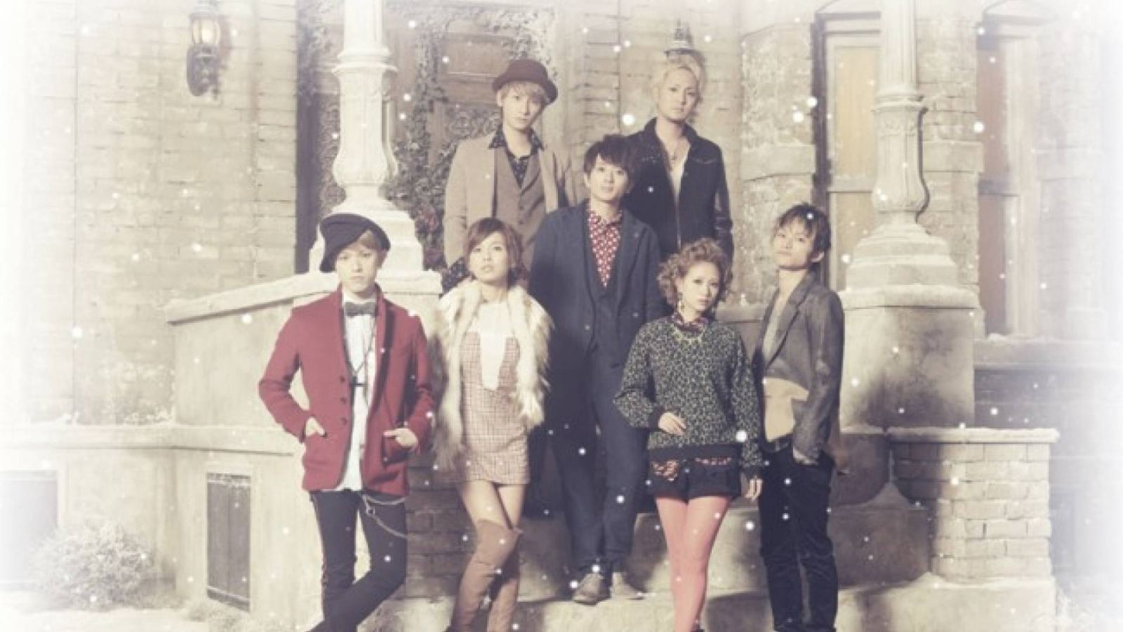 Novo single do AAA © Avex Entertainment Inc. / e-talentbank
