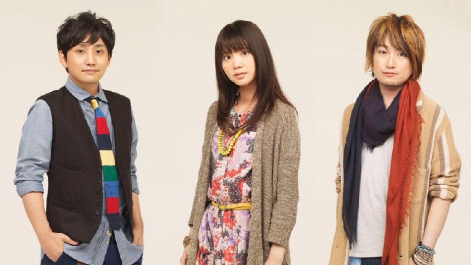 Ikimono-gakari © Ikimono-gakari / e-talentbank
