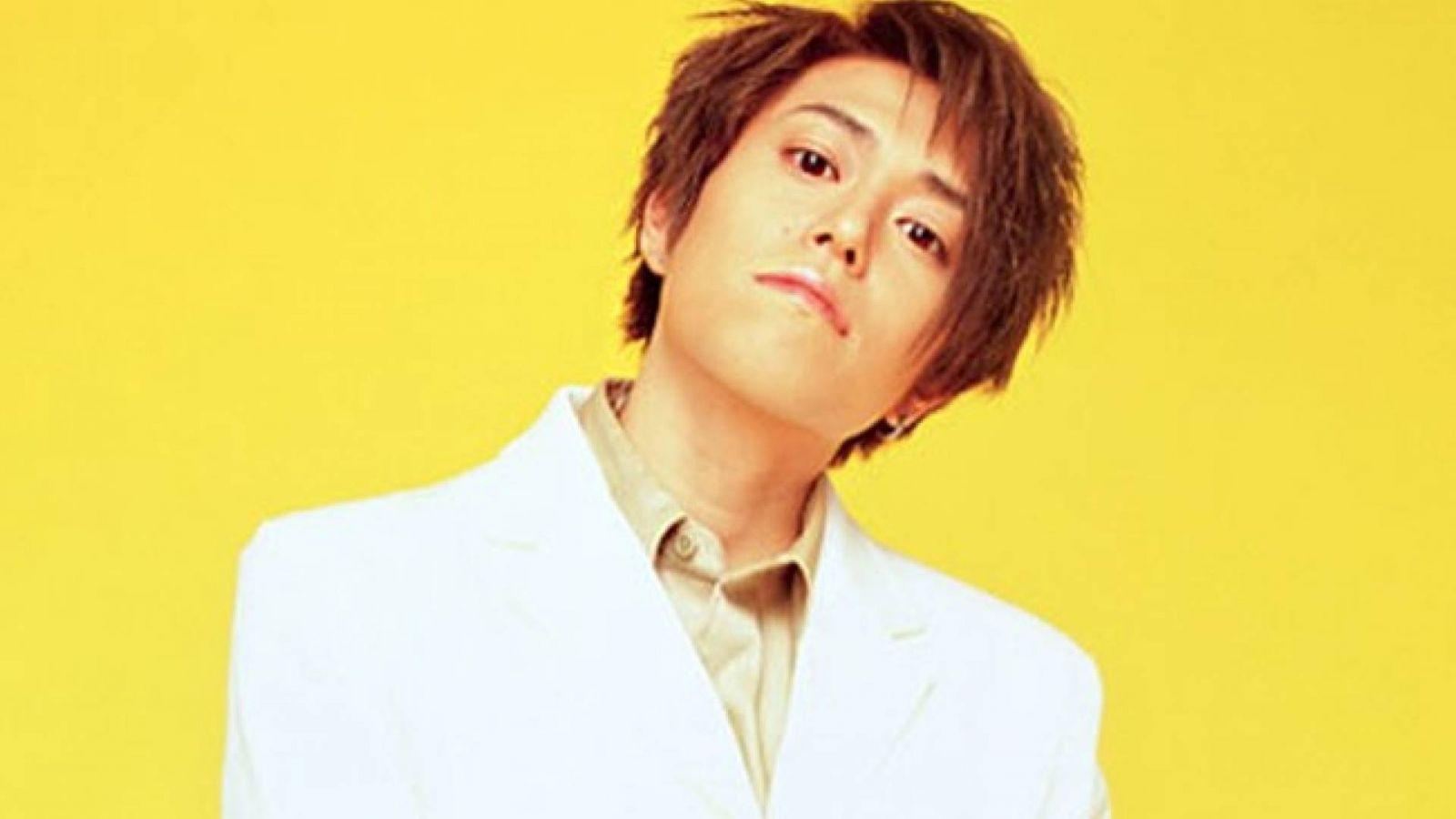 Kotani Kinya. © Sony Music Entertainment (Japan) Inc.
