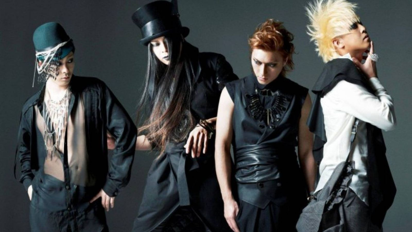 MUCC to Tour Europe © Sony Music Entertainment (Japan) Inc.