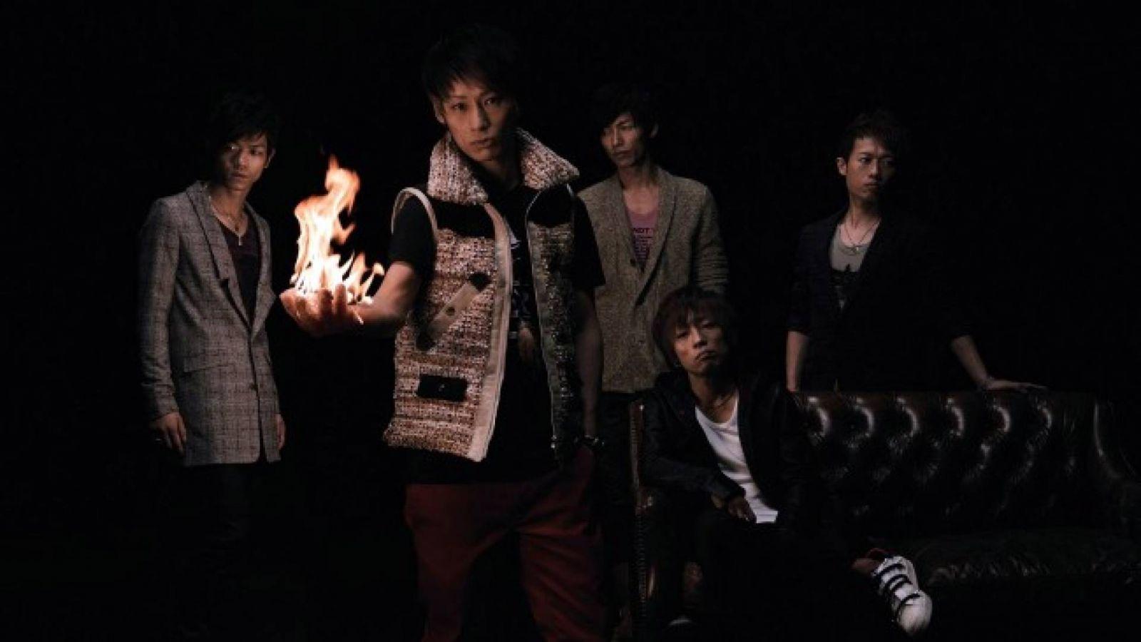 UVERworld © Sony Music Entertainment (Japan) Inc.