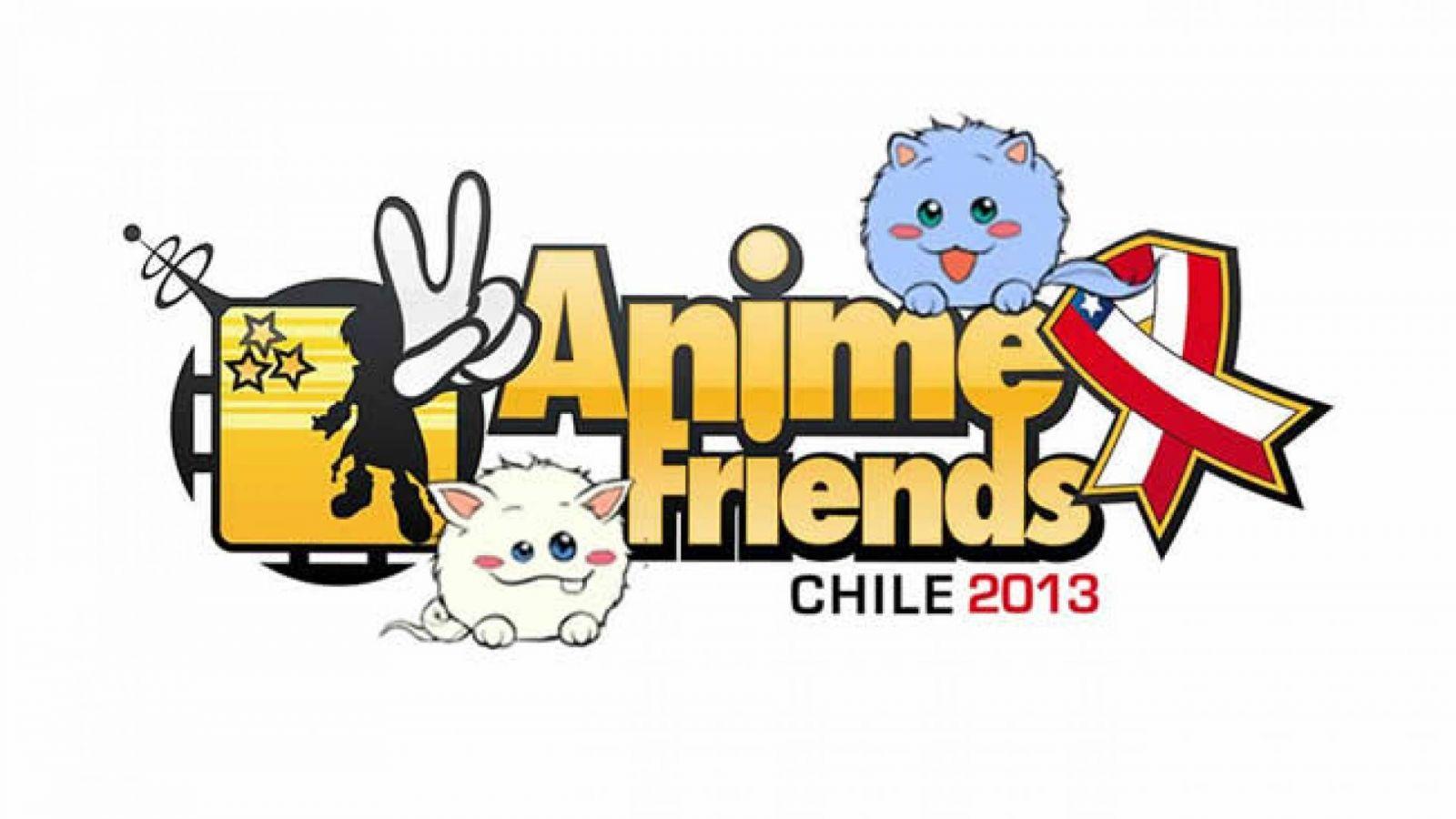 ¡No te pierdas Anime Friends Chile 2013! © Yamato Chile