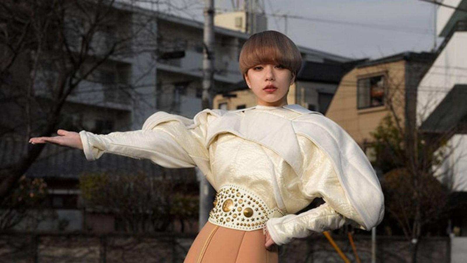 Wywiad z Uną na Japan Expo © Una - Asobi System - All Rights Reserved