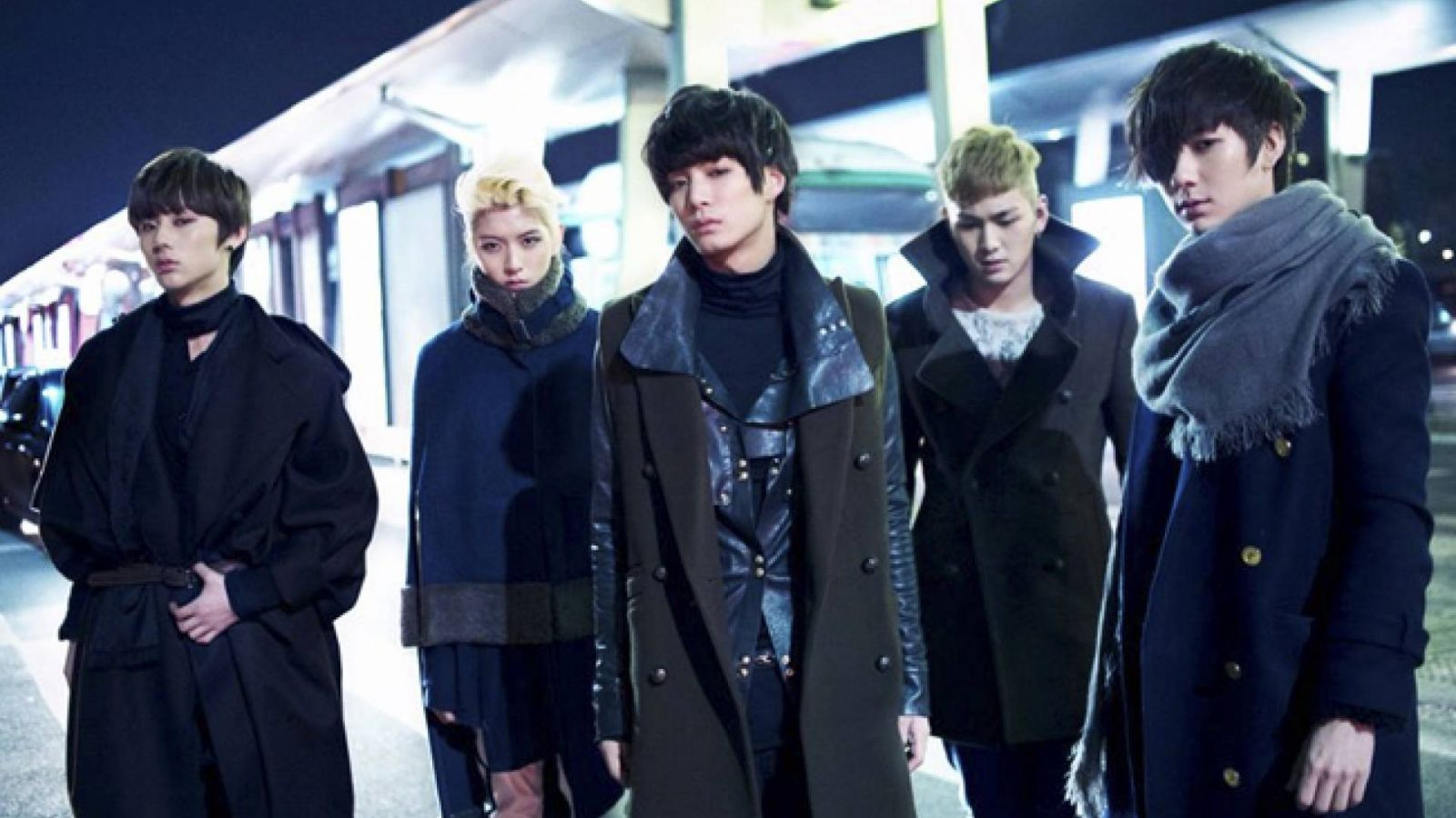 NU'EST fará show no Brasil © Pledis Entertainment