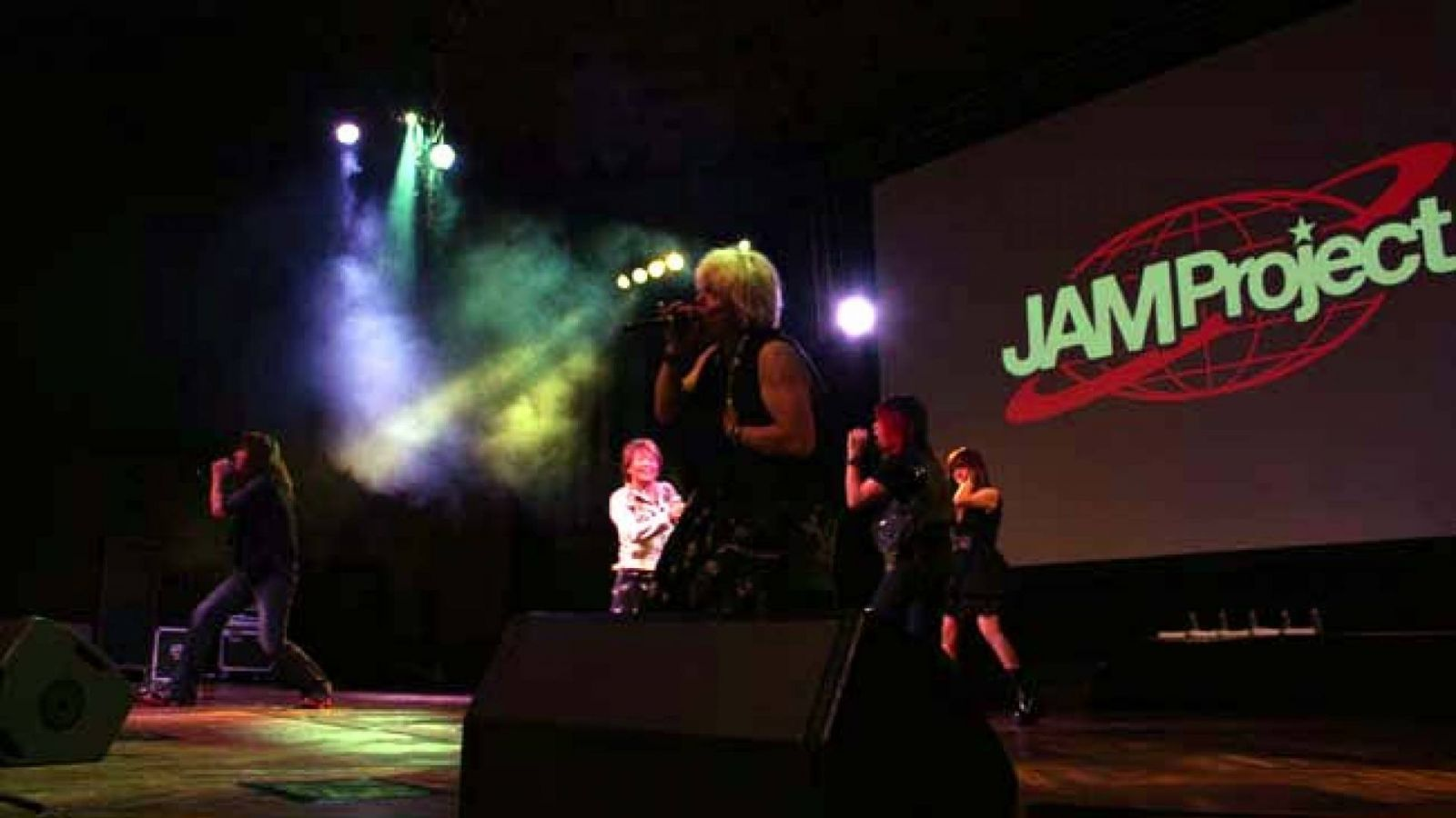 AnimagiC 2013 Tag 1 © JAM Project - JaME - Jasy