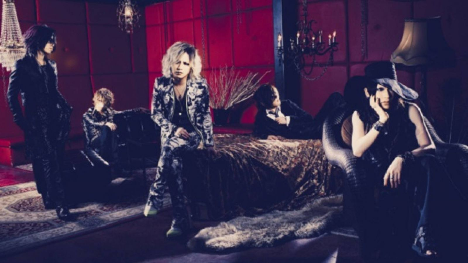 the GazettE © the GazettE