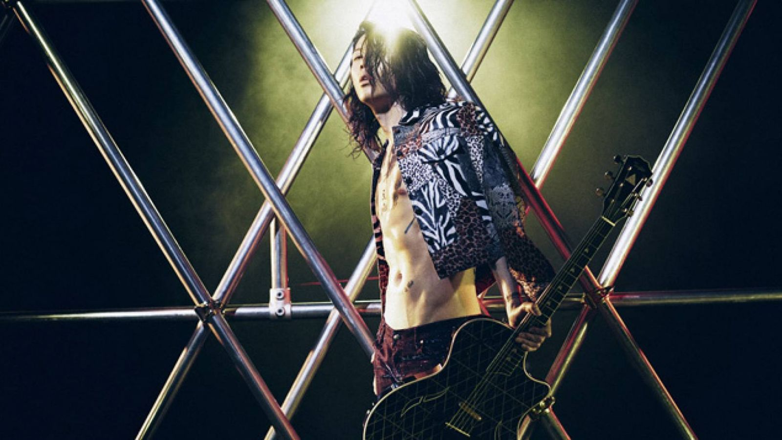 DVD e single de MIYAVI © miyavi