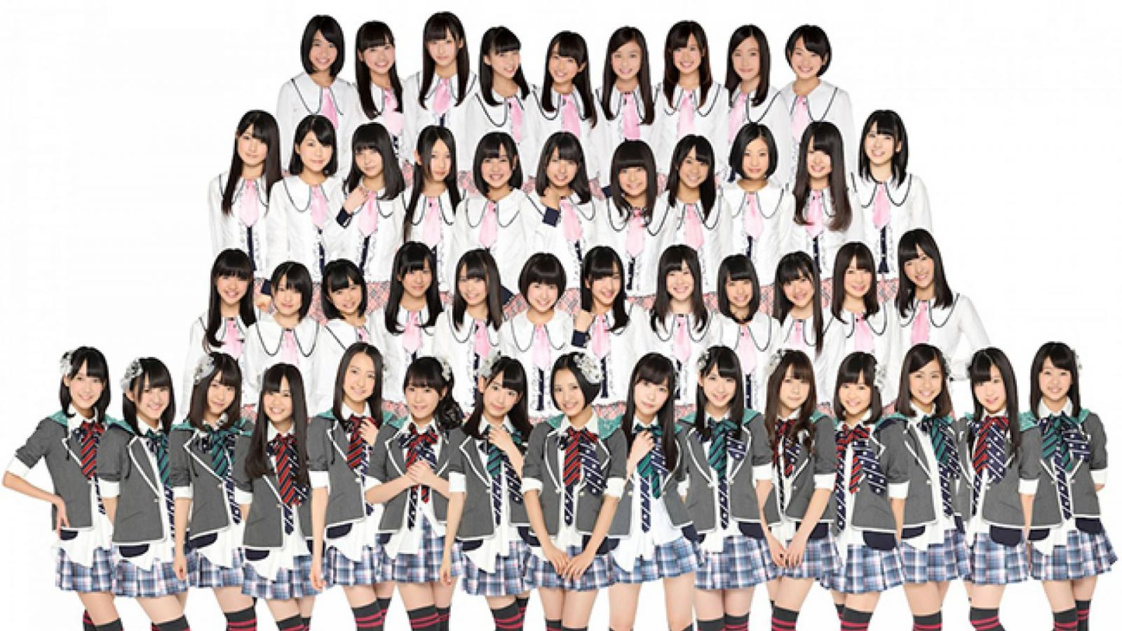 HKT48 © Universal Music Japan, all rights reserved