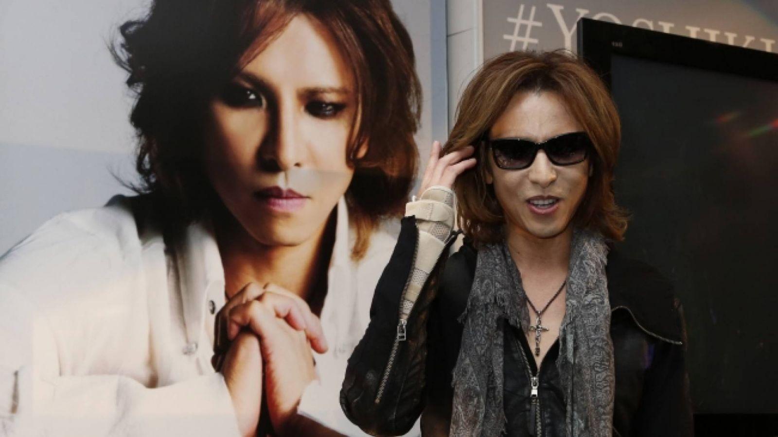 YOSHIKI GRAMMY Museum Exhibition and World Tour Announcement © YOSHIKI