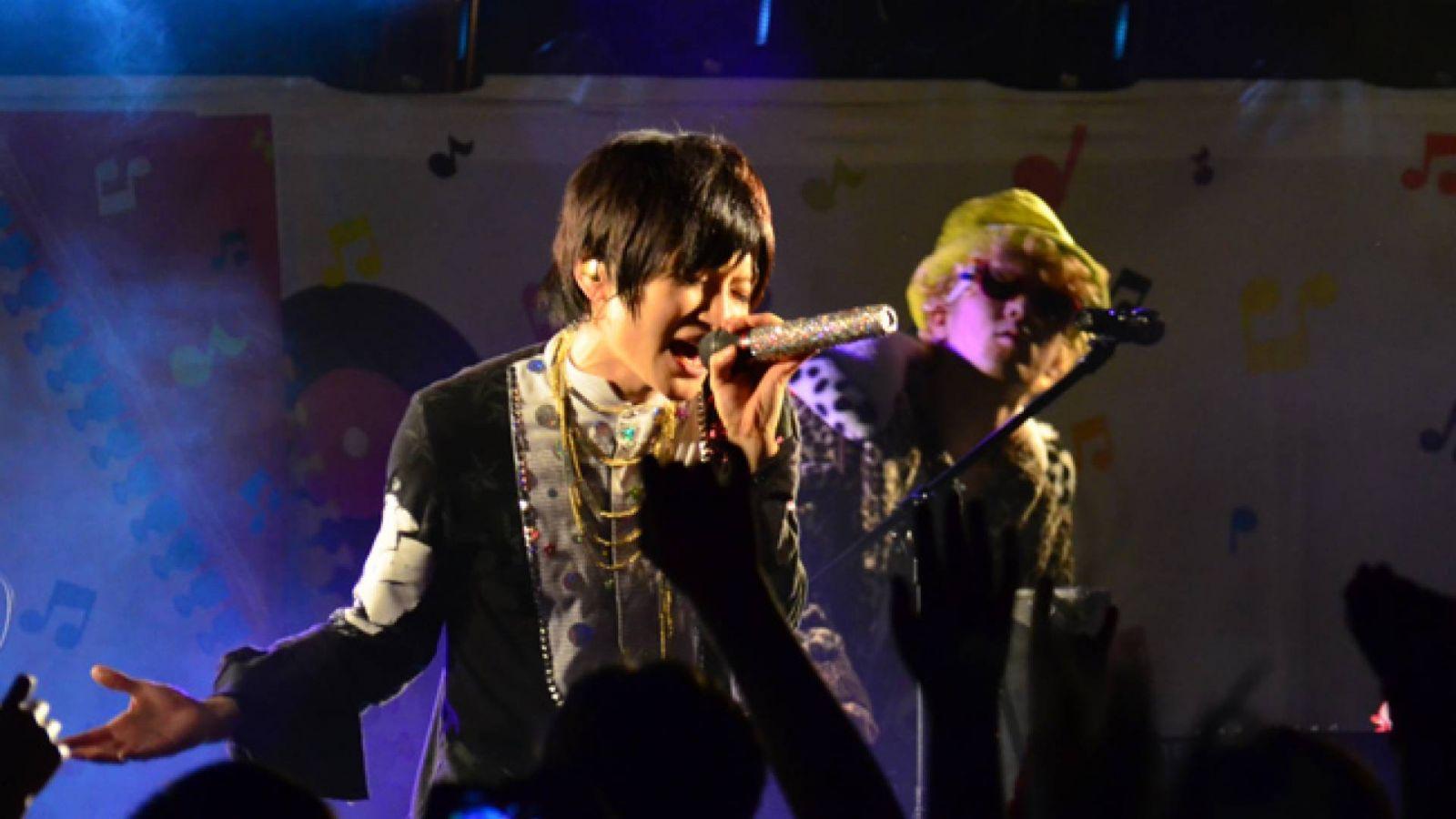 LIVE CAFE TOUR 2014 NYAPPY GO AROUND THE WORLD IV ~kawaii Cafekko AISHITERU~ in London © Agata 'andi' Paz