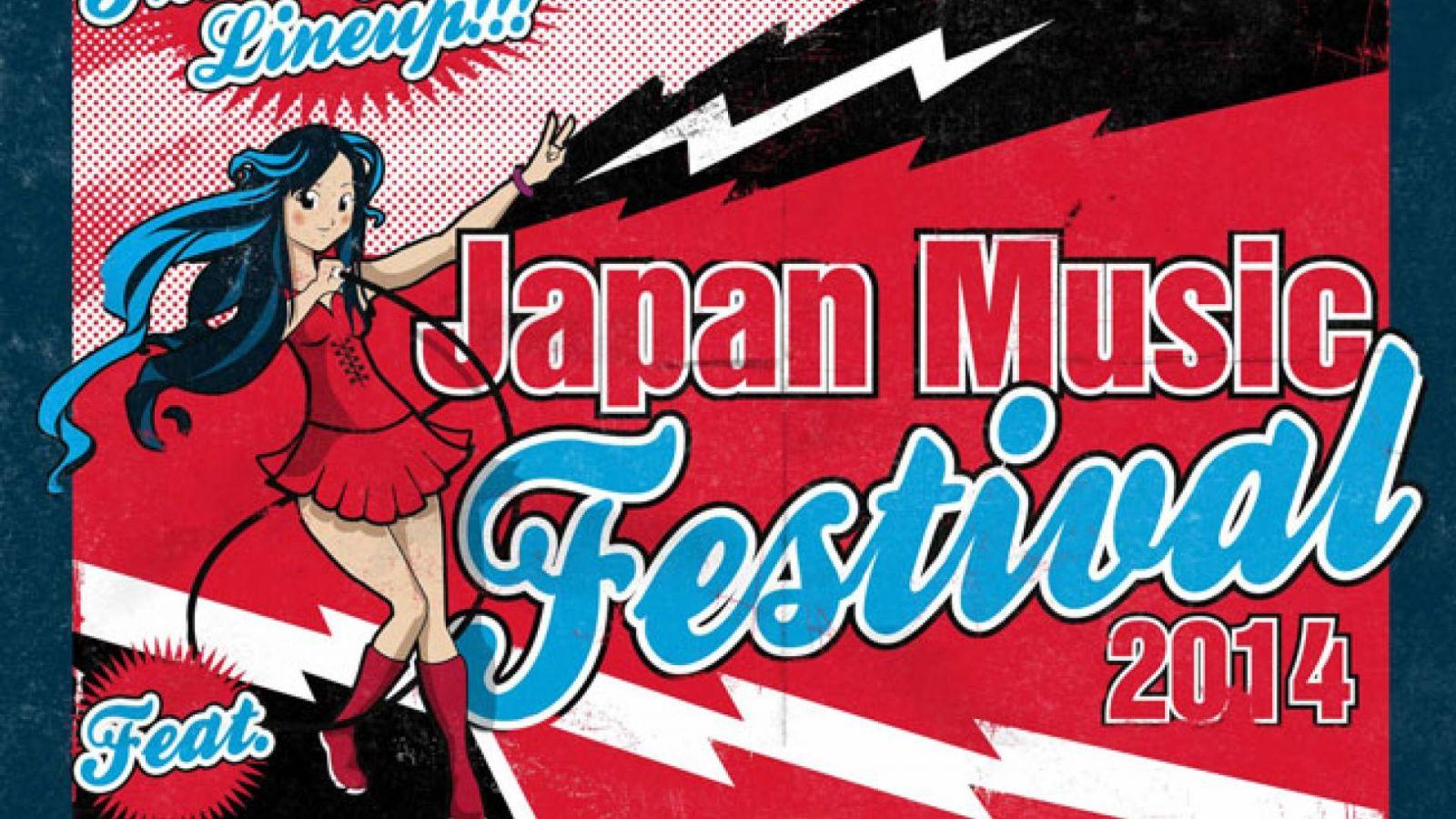 Japan Music Festival 2014 © Japan Music Festival