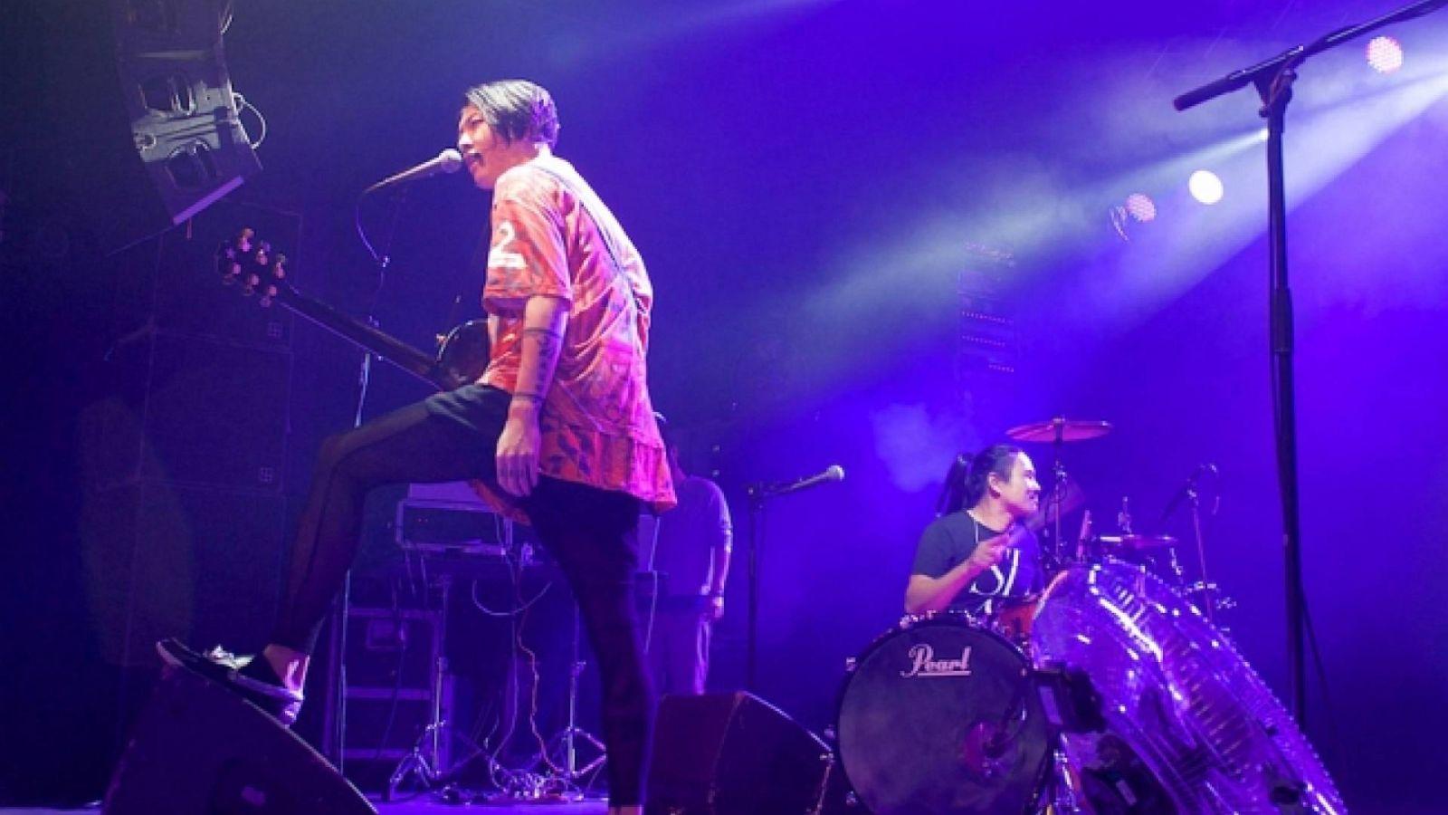 "MIYAVI ""SLAP THE WORLD TOUR 2014"" © JaME Suomi, Anna Nikkinen"