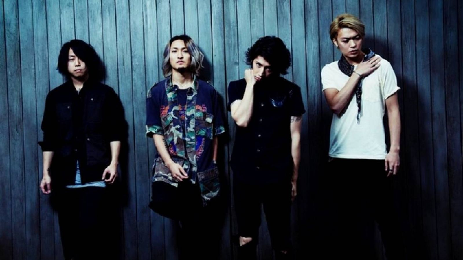 ONE OK ROCK no Brasil! © AMUSE Inc.