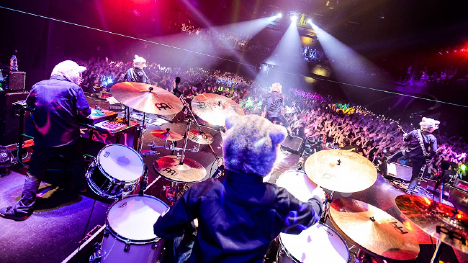 MAN WITH A MISSION no Zepp Tokyo © MAN WITH A MISSION