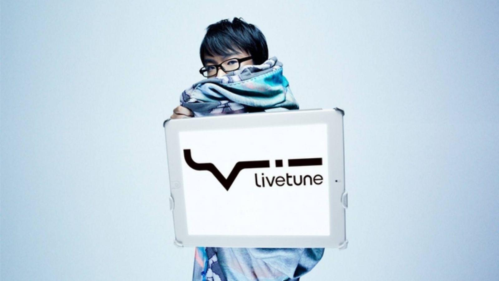 To, novo álbum de livetune © livetune
