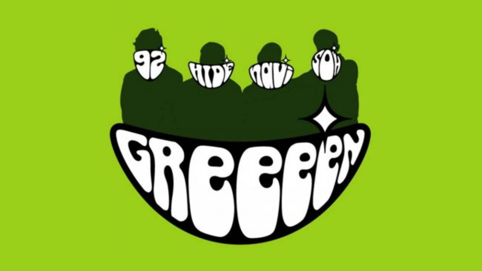 GReeeeN © GReeeeN / Universal Music Japan