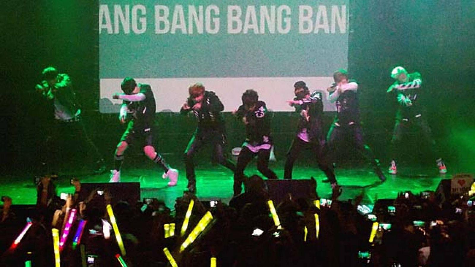 1º Fanmeeting do BTS no Brasil © Nana (KoME Brazil)